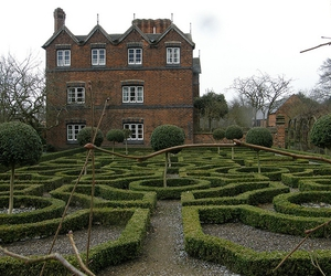 national trust, fordhouses, and moseley old hall image