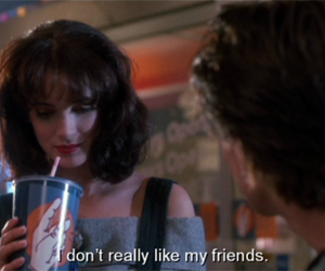 Heathers, friends, and quote image