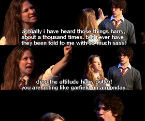 a very potter musical, attitude, and avpm image