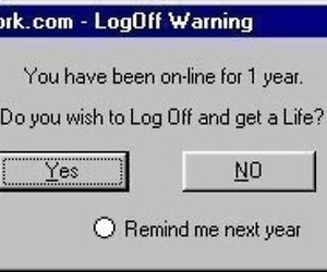 online, funny, and life image