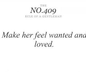 gentleman, girl, and Lyrics image