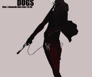 manga and dogs bullets and carnage image