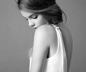 girl, model, and barbara palvin image