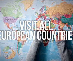 before i die, europe, and map image