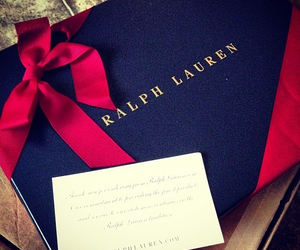 ralph lauren, luxury, and gift image