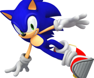 sonic and sonic unleashed image