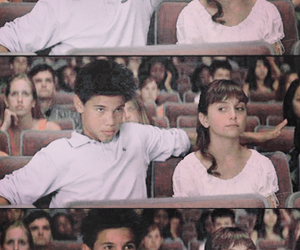 couple, movie, and Taylor Lautner image