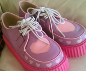 creepers, pastel, and pink image