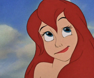 disney, little mermaid, and cute image