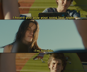 into the wild, kristen stewart, and quote image