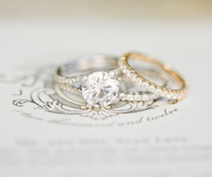 love, diamond, and beautiful image