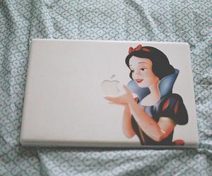apple, snow white, and mac image