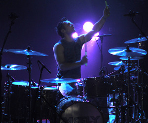 harry judd, McFly, and drums image