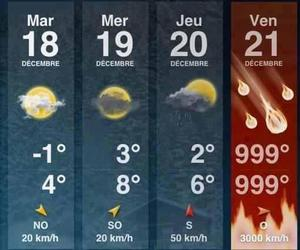 funny, weather, and 2012 image