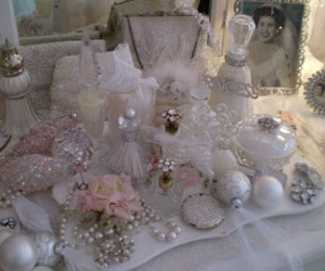 baubles, christmas, and white image