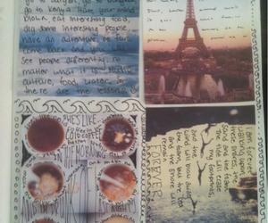 paris, pretty, and scrapbook image
