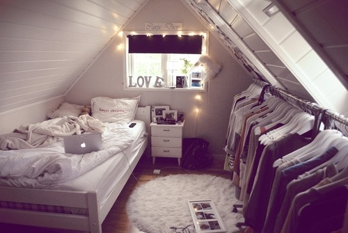 teenage bedroom | Tumblr discovered by Julia Jones