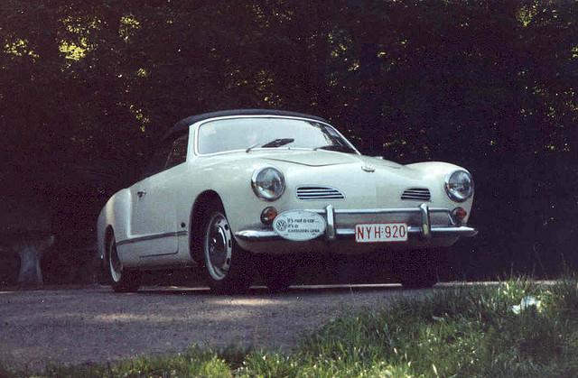 car, cars, and karmann ghia image