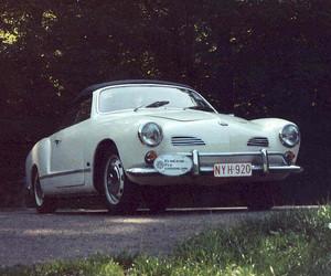 VW Karmann Ghia 1966