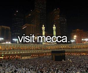 mecca and islam image