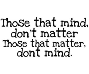 matter, quote, and thoughts image
