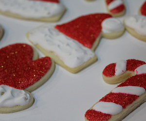 christmas, biscuits, and color image