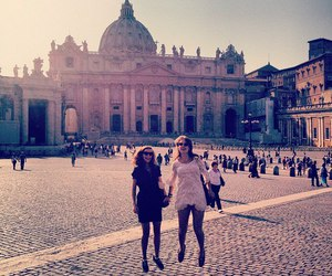 blonde, girls, and italy image