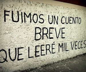 love, cuento, and frases image