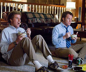 funny, movie, and step brothers image