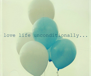 life, love, and balloons image