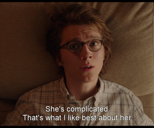 quotes, complicated, and movie image