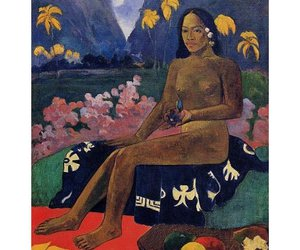 painting and gaugin image