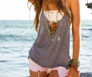 beach, fashion, and hip image