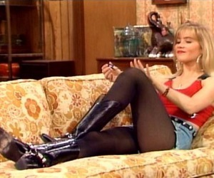 80s, blonde, and christina applegate image