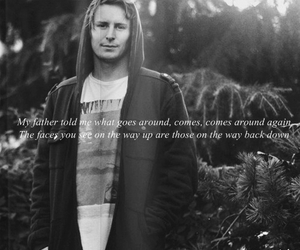 quote and ben howard image