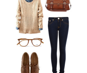 brown, casual, and cool image