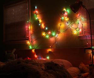 photography, light, and christmas image