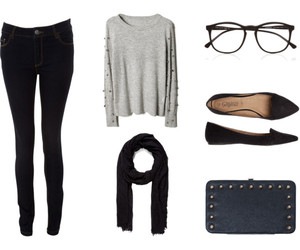 outfit, pretty, and style image