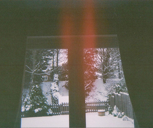 winter, snow, and indie image