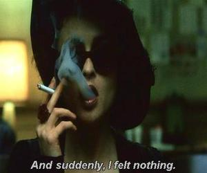 fight club, smoke, and text image