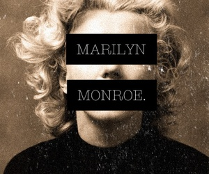 Marilyn Monroe and old image