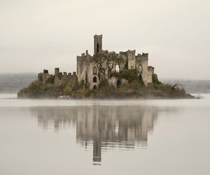 castle, beautiful, and ireland image