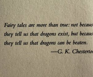 fairy tales, quote, and quotes image