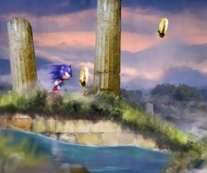 sega, sonic, and Sonic the hedgehog image
