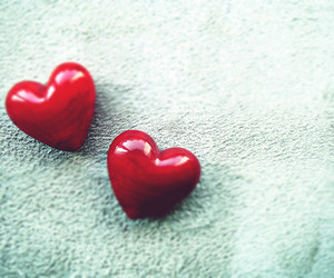 heart, cute, and love image