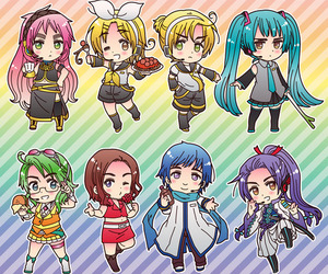 hetalia and vocaloid image