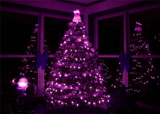 pretty purple things purple christmas fine art print by lori deiter redbubble