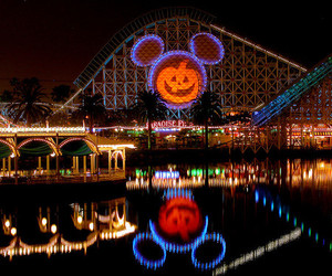 disney, Halloween, and autumn image