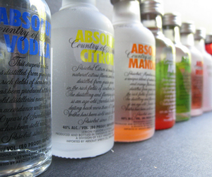 absolut, colorful, and colors image