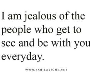 jealous, saying, and words image